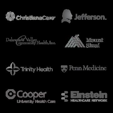 PTI Health Partner Logos